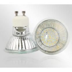 Светодиодные лампы GU10 (220V)