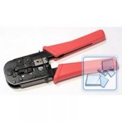 Инструмент для обжима RJ-45, RJ-12, RJ-11
