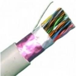 Многопарный телефонный кабель экранированный
