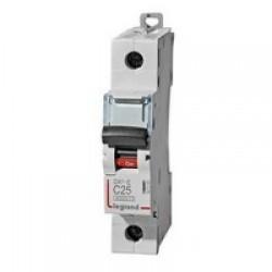 Автоматические выключатели 1-полюсные (1P)