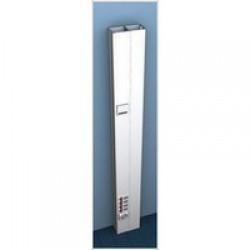 Короб Алюминиевый для вертикального монтажа Alusor серия MD