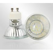 Светодиодные лампы GU10 (220V) (4)