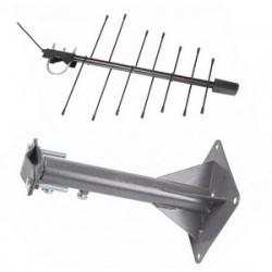 Антенны ТВ, DVB-T/T2, 3G/4G, WiFi