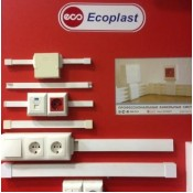 Кабель-каналы Экопласт (Ecoplast) (291)