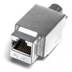 Картинки по запросу Разъём информационный FTP кат.5e Keystone Jack RJ-45